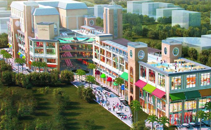 AMB Selfie Street Gurgaon, New Gurgaon (NH8) Affordable, Commercial, Retail Shop