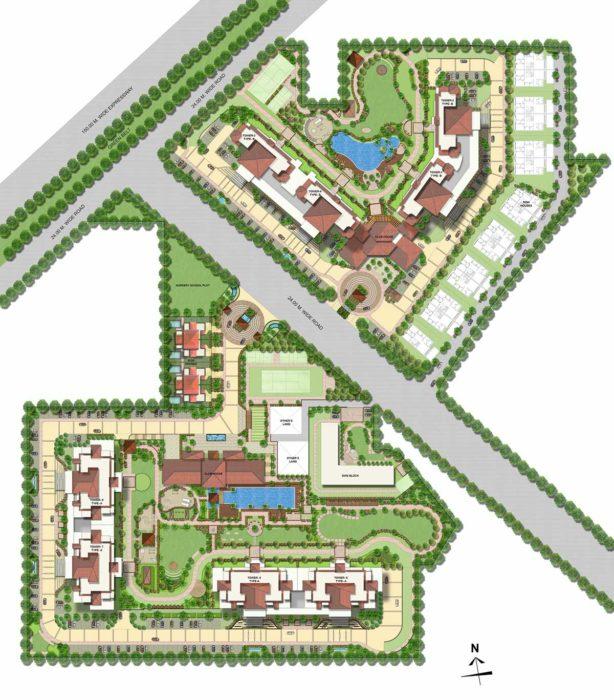 ATS Triumph Dwarka Expressway, Gurgaon Flats Apartments, Luxury