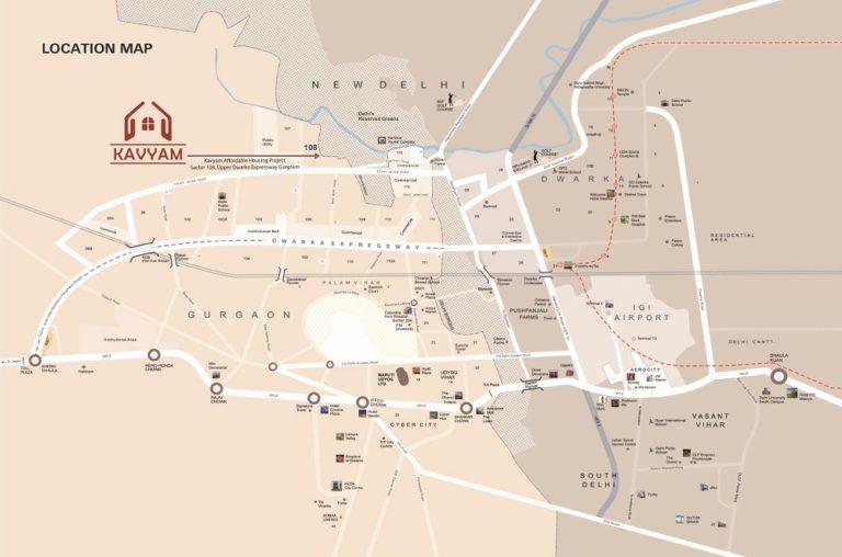 Agrante Kavyam Homes Affordable Housing Sector 108 Dwarka Expressway, Gurgaon Affordable, Affordable Homes