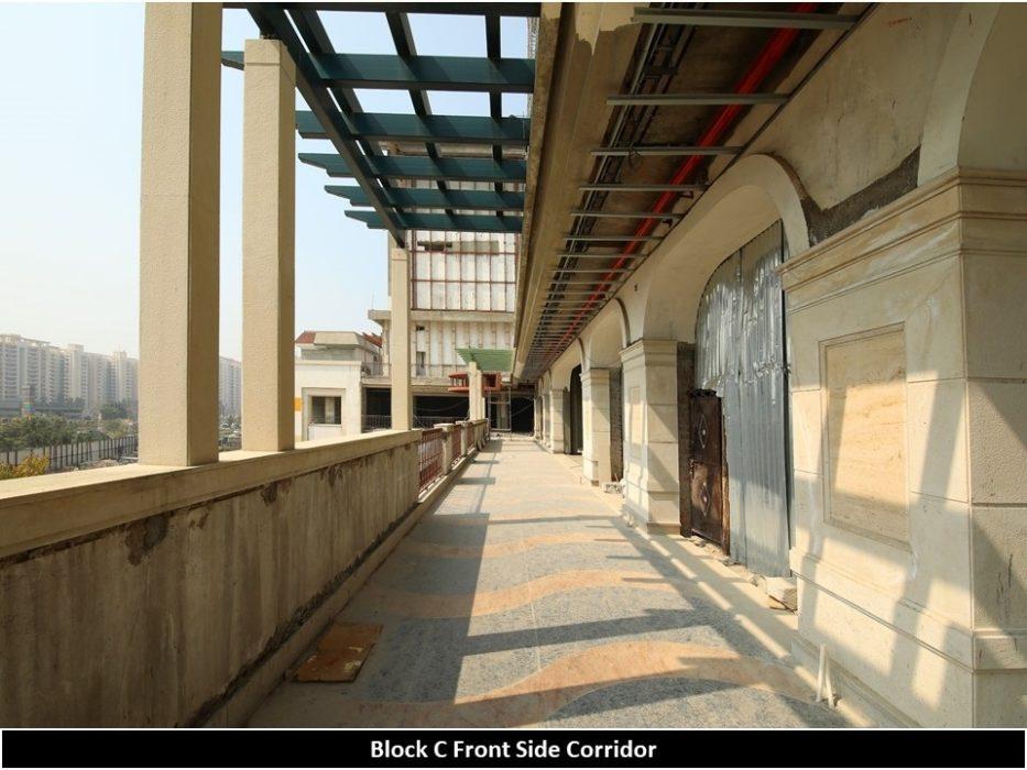Aipl Joy Street Golf Course Extension Road, Gurgaon Commercial, Retail Shop-Construction-Update