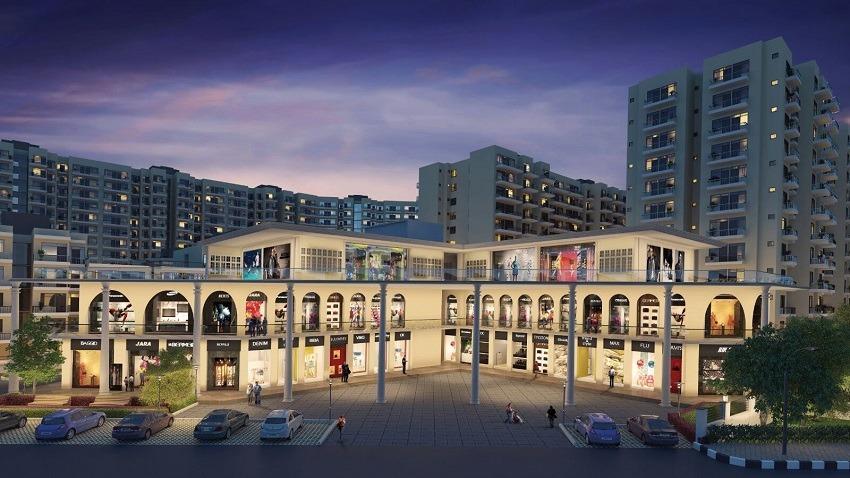 Signature Global Signum 103 Affordable Shops Sector 103 Gurgaon Commercial Retail Shop