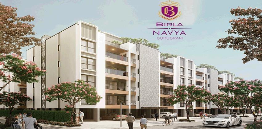 Birla Estate Navya Golf Course Extension Road, Gurgaon Apartment, Residential