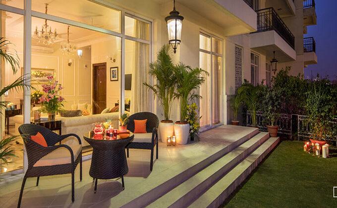 Central Park Resorts Beau Villas Gurgaon, Sohna Road Flats & Apartments, Luxury