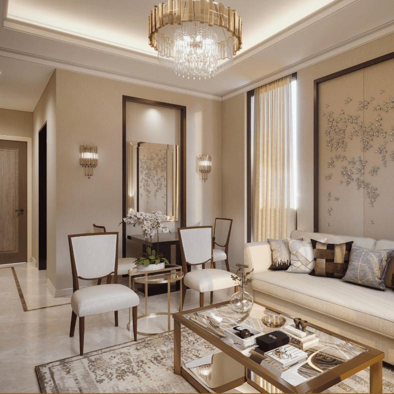 Central Park Bellavista Towers Sector 11 Sohna, Sohna Flats & Apartments, Luxury-studio-apartment