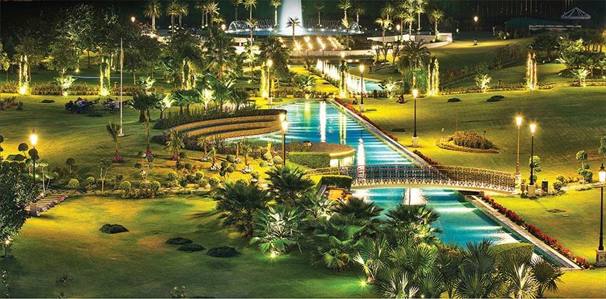 Central Park Bellavista Towers Sector 11 Sohna, Sohna Flats & Apartments, Luxury