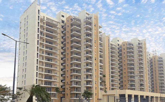 Godrej Aria Gurgaon, New Gurgaon (NH8) Apartment, Residential