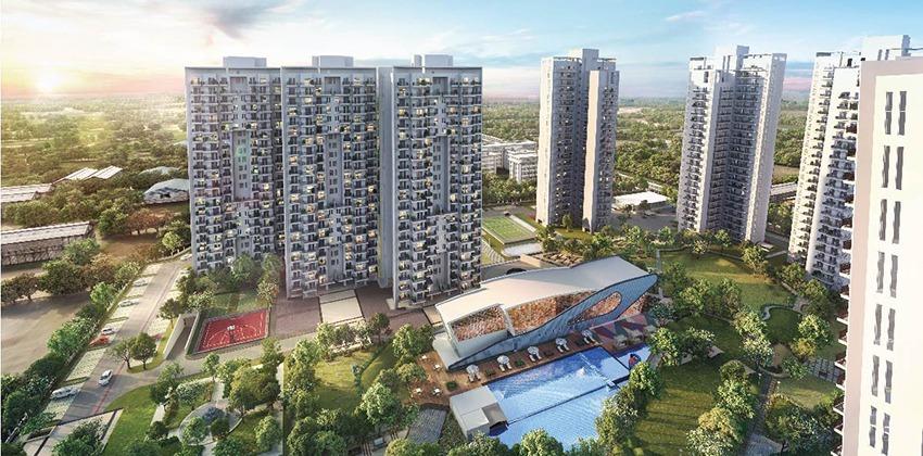 Godrej Nature Plus Sector 11 Sohna, Sohna Flats Apartments, Luxury,