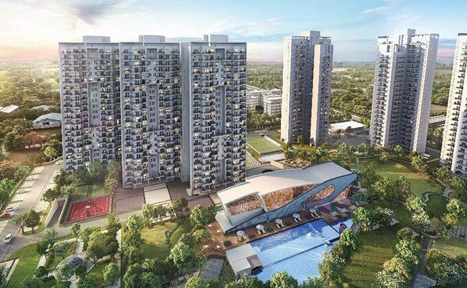 Godrej Meridien Dwarka Expressway, Gurgaon Flats Apartments, Luxury