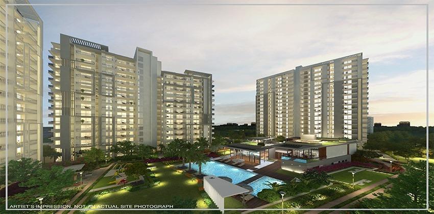 Godrej Oasis Gurgaon, New Gurgaon (NH8) Flats, Apartments Luxury