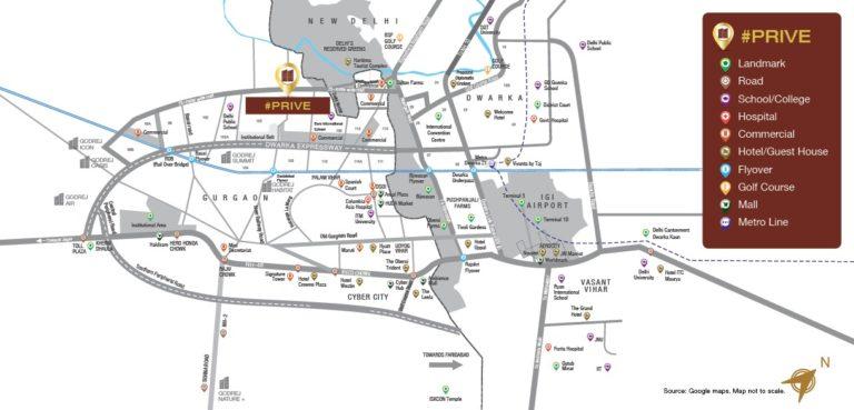 Godrej Prive Dwarka Expressway, Gurgaon Flats, Apartments, Luxury