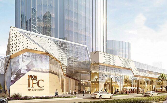 M3M International Financial Center (IFC) Golf Course Extension Road Gurgaonb Affordable, Affordable Shops, Commercial, Retail Shop