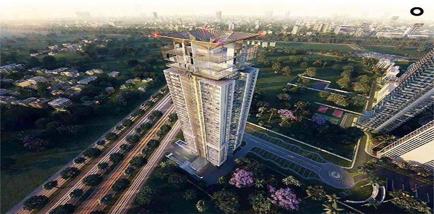 M3M Latitude Golf Course Extension Road, Gurgaon Flats & Apartments, Luxury