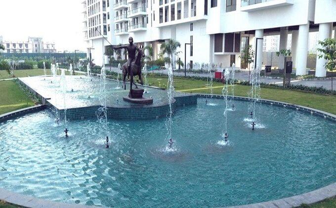 M3M Polo Suites Golf Course Extension Road, Gurgaon Flats & Apartments, Luxury