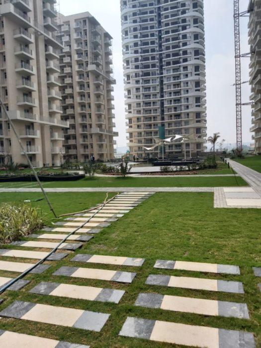 M3M Sierra 68 Gurgaon, Sohna Road Flats & Apartments, Luxury-Site-Plan-Construction-Update