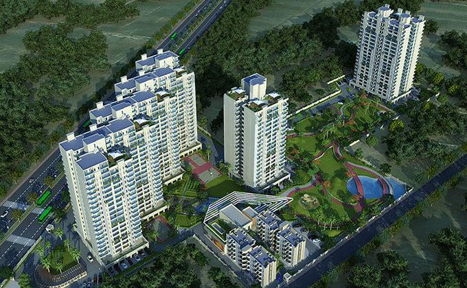 Pareena Enorme Dwarka Expressway, Gurgaon Apartment, Residential