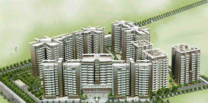 Pareena Express Heights Dwarka Expressway, Gurgaon Apartment, Residential
