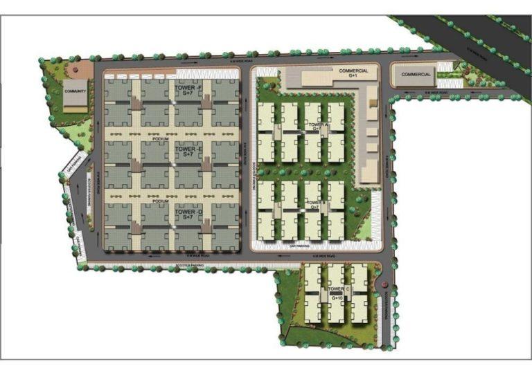 RMG Residency (Ninex) Affordable Sector 37c Gurgaon