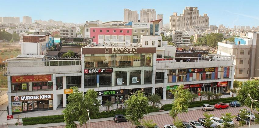 Satya Element One Gurgaon Sohna Road Commercial Retail Shop