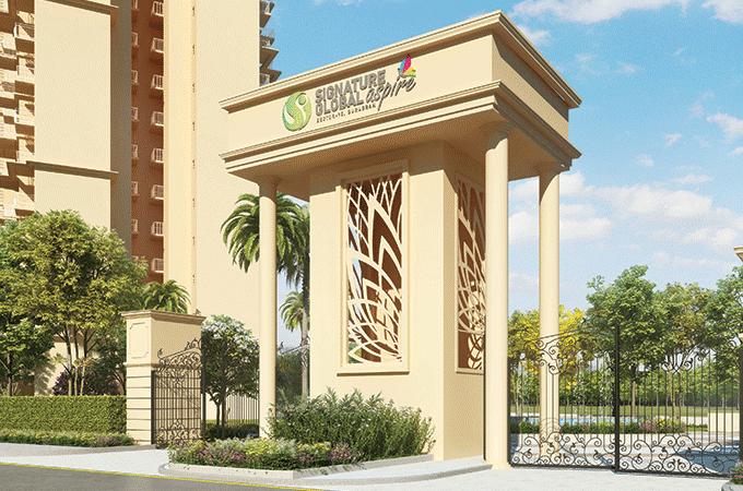 Signature Global Aspire Affordable Housing Sector 95 Gurgaon Gurgaon (NH8) Affordable Affordable Homes