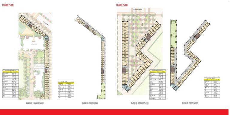 Signature Global Signum 37D Affordable Shops Sector 37 D Gurgaon Commercial Retail Shop floor-plan