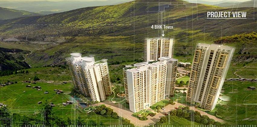 Supertech 48 Canvas Gurgaon New Gurgaon (NH8) Apartment Residential