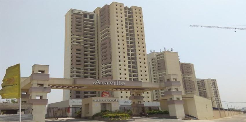 Supertech Araville Gurgaon New Gurgaon (NH8) Apartment Residential