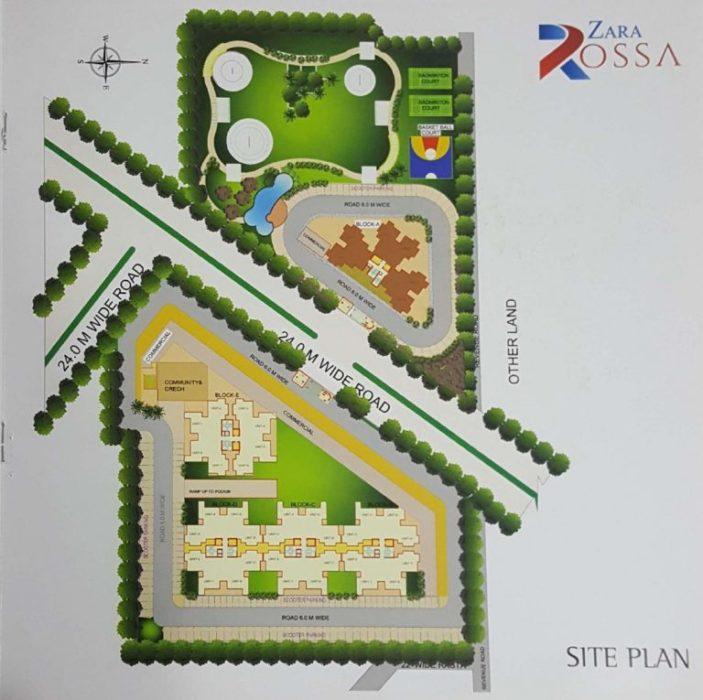 Zara-Rossa-Affordable-Housing-Sector-112-Gurgaon-Gurugram-Dwarka-Expressway-Gurgaon-Affordable-Affordable-Homes-site-plan