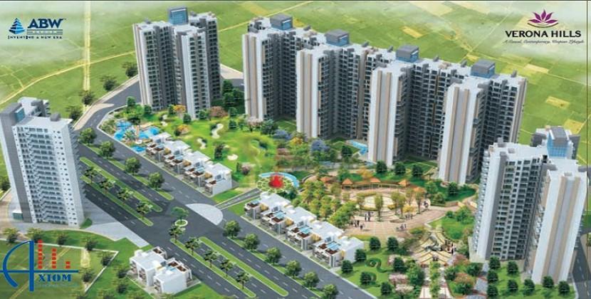 ABW Verona Hills Gurgaon, New Gurgaon (NH8) Apartment, Residential