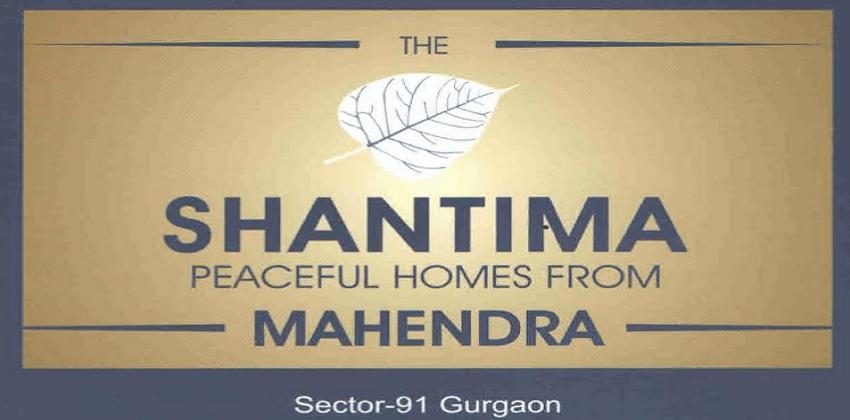 Mahendra Shantima Affordable Housing Sector 91 New Gurgaon
