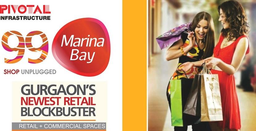 Pivotal 99 Marina Bay Dwarka Expressway, Gurgaon Commercial, Retail Shop