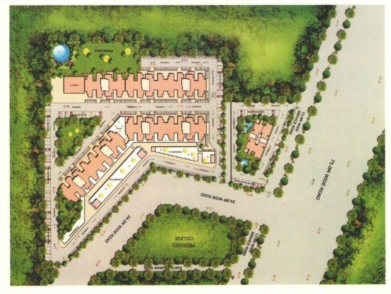 Ramada Aalayas Affordable Housing Sector 102 GurgaonRamada Aalayas Affordable Housing Sector 102 Gurgaon Dwarka Expressway, Gurgaon Affordable, Affordable Homes Site Plan