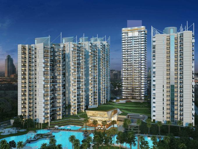 M3M Sierra 68 Gurgaon, Sohna Road Flats & Apartments, Luxury