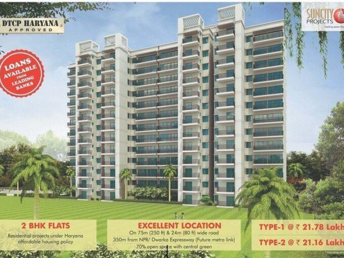Suncity Avenue 102 Affordable Housing Sector 102 Gurgaon
