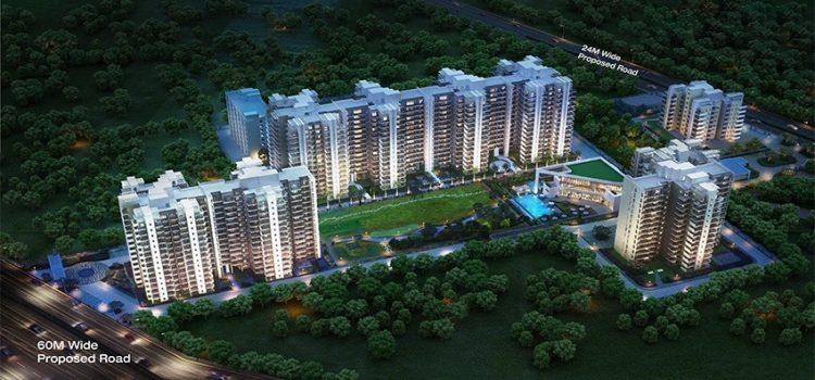 vGodrej 101 Gurgaon, New Gurgaon (NH8) Apartment, Residential